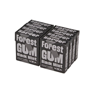 Forest Gum Black Mint Wacken Edition 8er-Pack