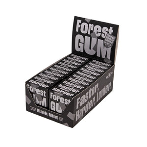 Forest Gum Black Mint Wacken Edition Display