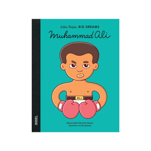 Little People, Big Dreams - Muhammad Ali