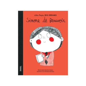 Little People, Big Dreams - Simone de Beauvoir