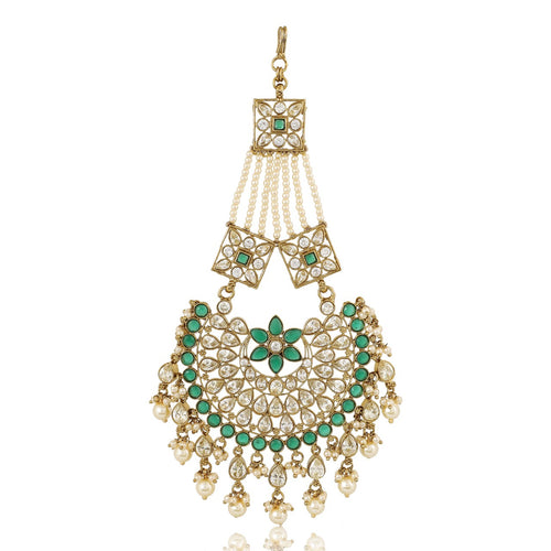 Green Passa - Royal Indian Jewellery - Kiwibay