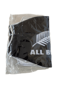 All Blacks Face Mask