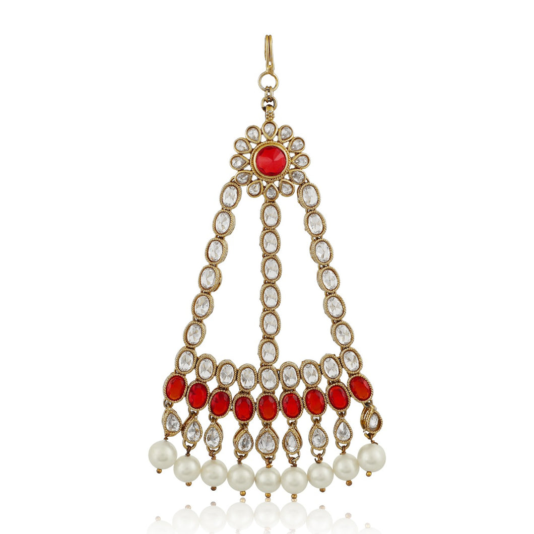 Red Passa - Royal Indian Jewellery - Kiwibay