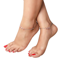 Load image into Gallery viewer, Western Stones Fashion Anklet - Kiwibay