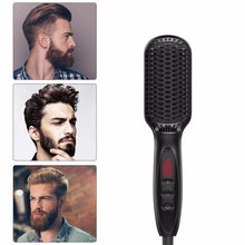 Load image into Gallery viewer, Quick Beard Hair Straightener - Kiwibay