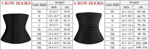 Waist Clinchers Steel Boned Corset Slimming Belt Body Shaper - Kiwibay