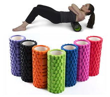Load image into Gallery viewer, Fitness Roller | Yoga Foam Roller | Muscle Relax Foam Massage Roller - Kiwibay
