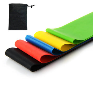 Resistance Bands for Yoga and Pilates - Kiwibay