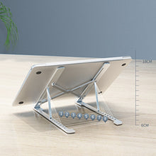 Load image into Gallery viewer, Adjustable Laptop Stand for Macbook and Windows Laptops - Kiwibay