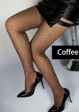 Load image into Gallery viewer, Sexy Diamond Fishnet Tights Stockings - Kiwibay