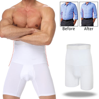 Men Compression Body Waist Shaper - Kiwibay