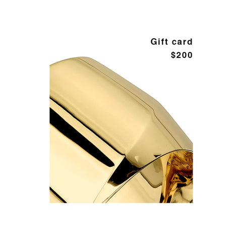 Gift Card for $200