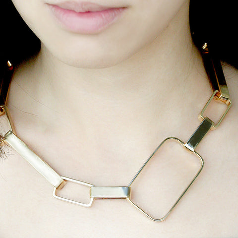Long Link Necklace