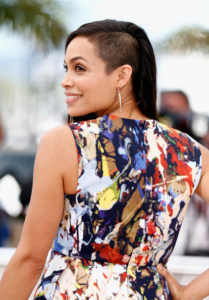 Rosario Dawson - Cone Spike Earrings