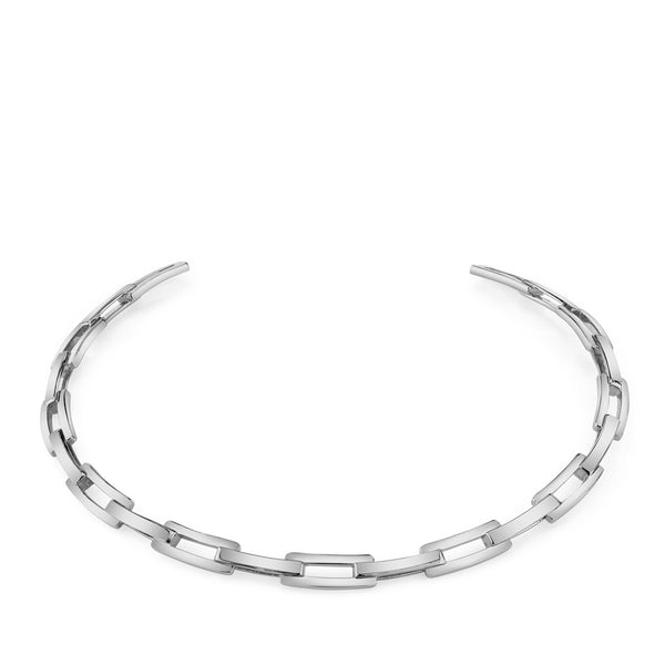 Solid Chain Collar