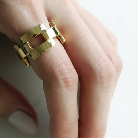 Solid Chain Ring