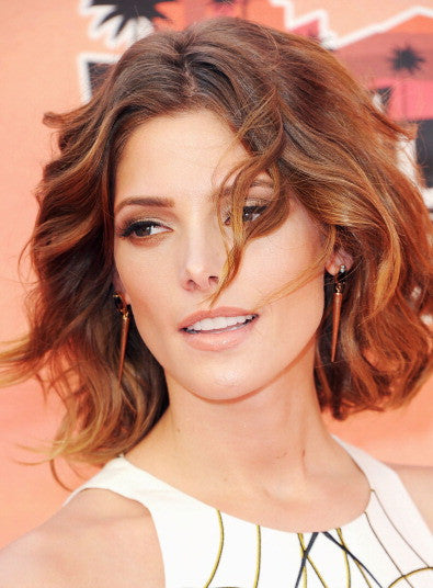 Ashley Greene - Divine Spike Earrings
