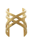 Mindy Kaling - Crossed Rein Cuff
