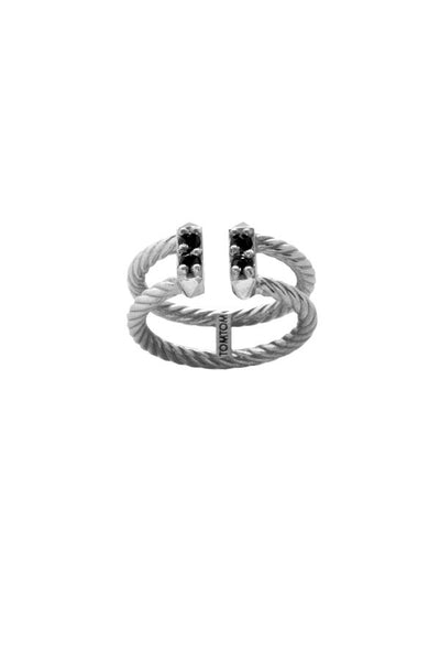 Double Spur Ring