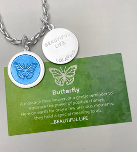 Butterfly - Small Periwinkle