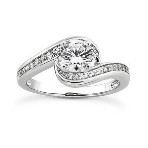 Swirl Channel Engagement Semi-mount Set