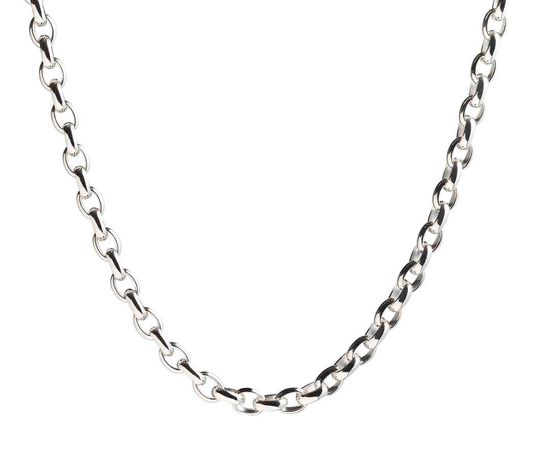 Signature Rolo Chain 5.0mm