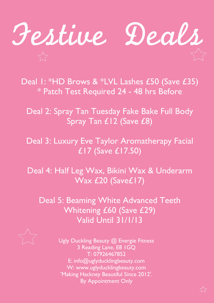 Ugly Duckling Beauty Amazing Xmas Offers