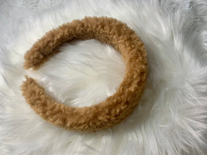 Fuzzy Feels Headband