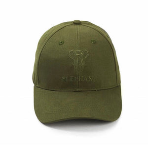 Elephant Army Green