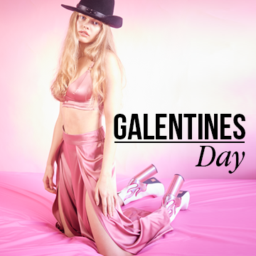 Galentines Day | Myla Luxury Lingerie Blog