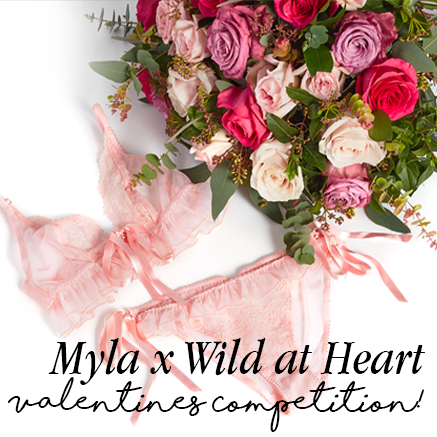 Myla x Wild at Heart | Myla Luxury Lingerie Blog