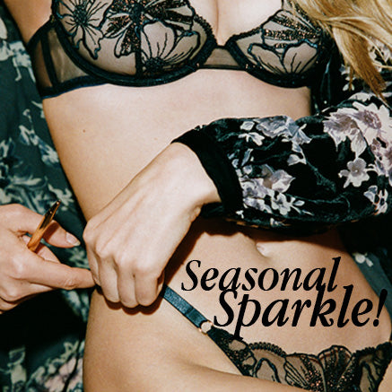 Seasonal Sparkle | Myla Luxury Lingerie Blog