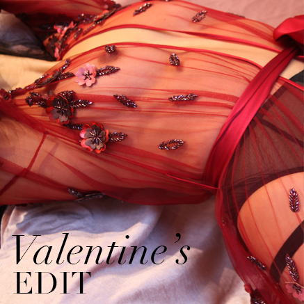 The Valentine's Edit | Myla Luxury Lingerie Blog
