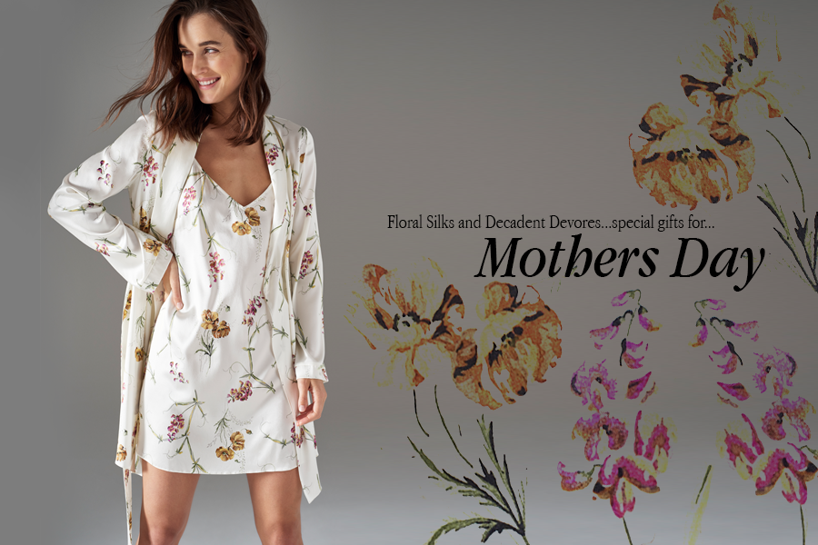 Mothers Day Nightwear | Luxury Lingerie | Myla