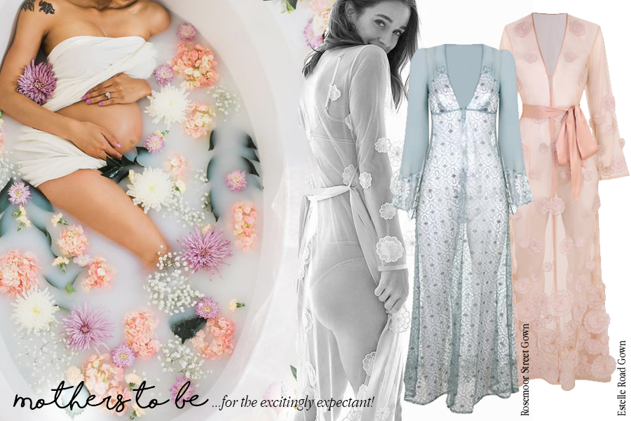 Night Gowns | Luxury Lingerie | Myla