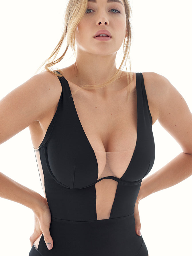 Wells Street | Luxury, Designer Black Lingerie & Bodies