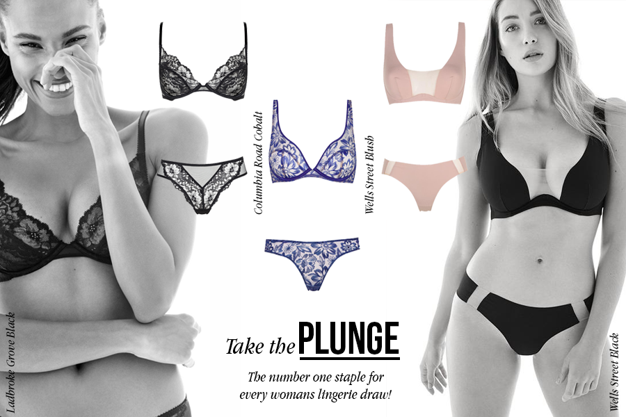 Plunge BH | Luxe Lingerie | Myla