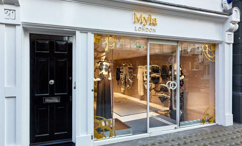 Myla Store London | Luxury Lingerie & Nightwear