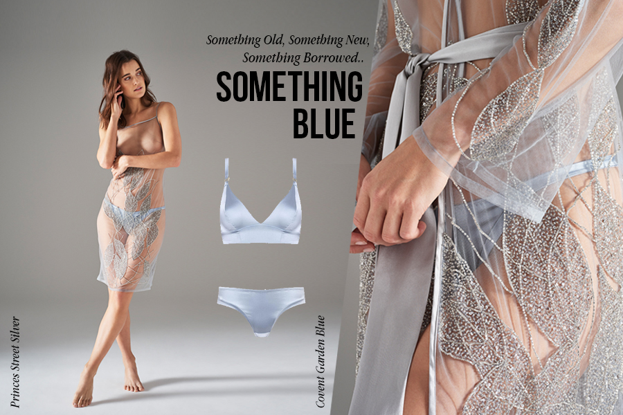 Something Blue Bridal | Luxe Lingerie | Myla