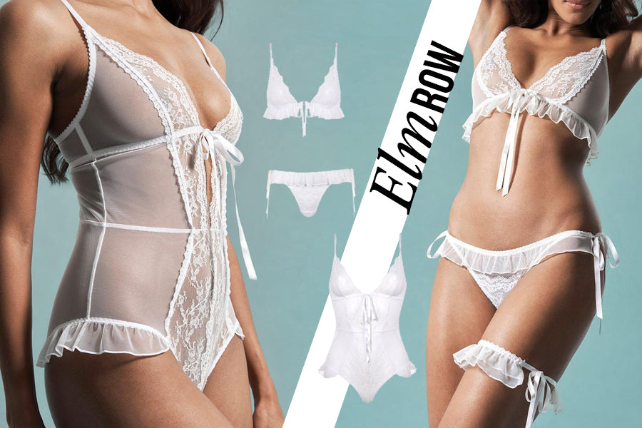 Elm Row Collection | Luxury Lingerie | Myla