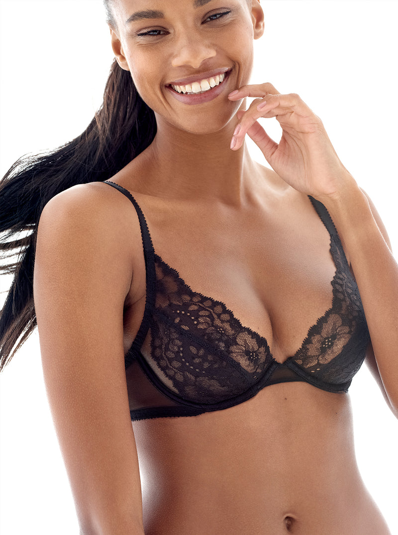 Luxury Black Lace Lingerie Set | Ladbroke Grove | Myla