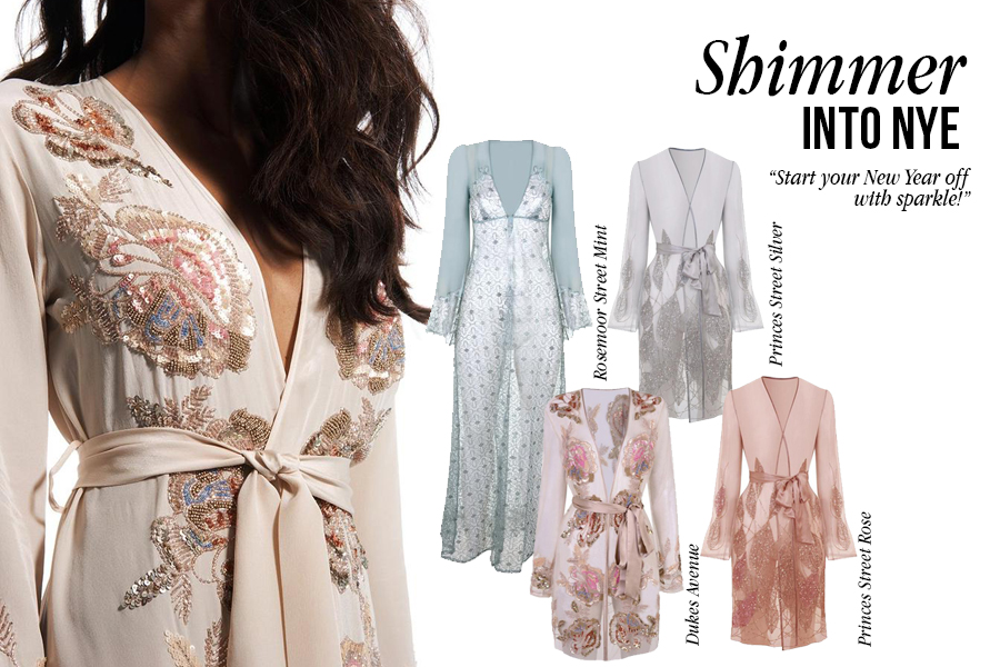 Embellished Nightwear | Luxury Lingerie | Myla