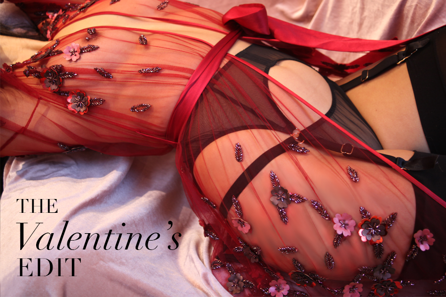 Valentine's Day Underwear | Luxury Lingerie | Myla