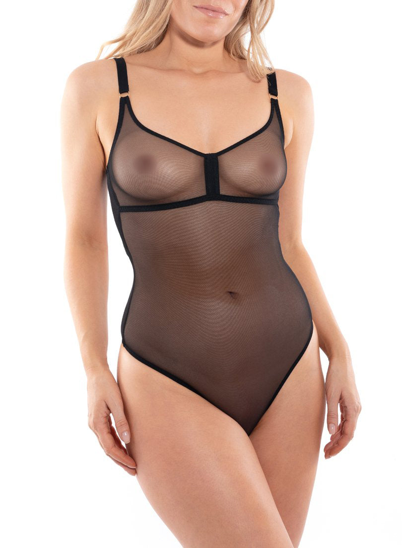 Piccadilly Body | Black | Myla Lingerie