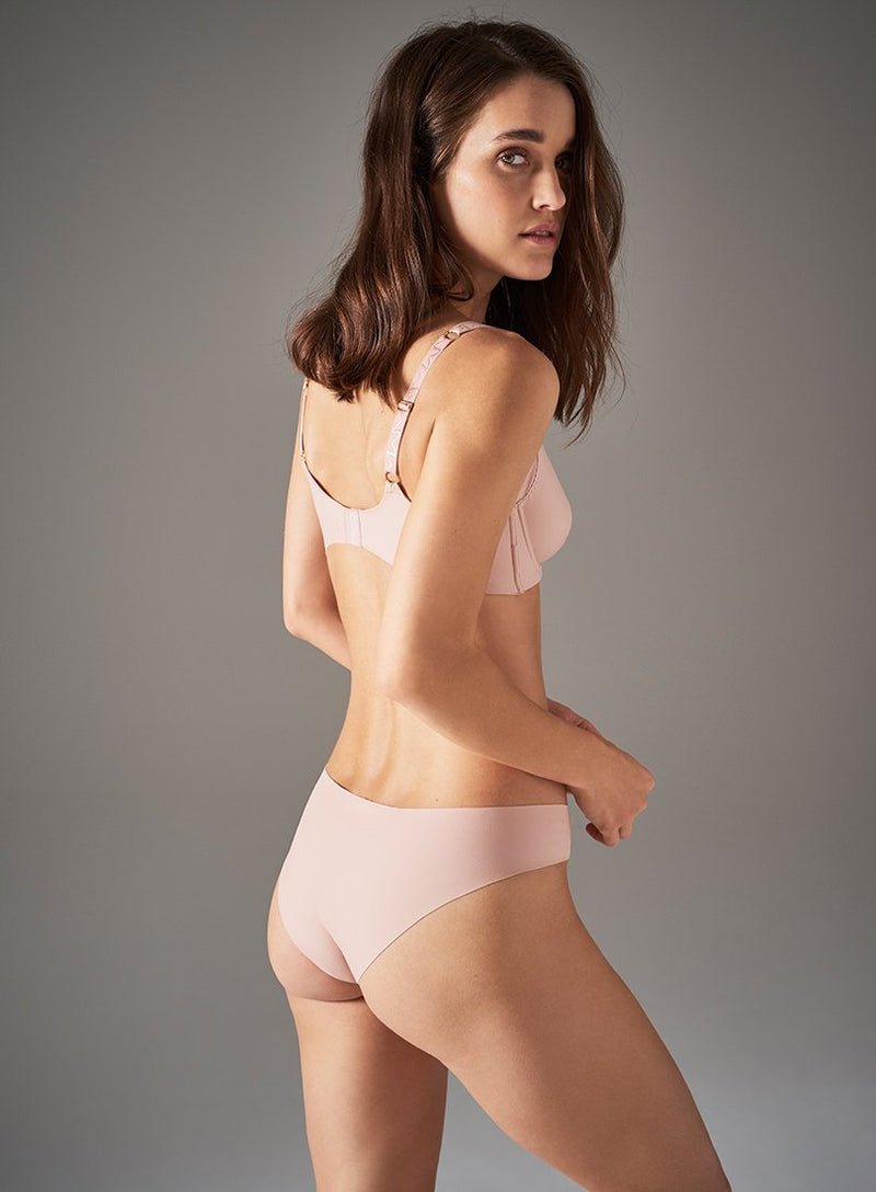 Wells Street Brief | Blush | Myla Lingerie