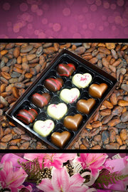 Amore 12 Mother's Day Chocolate Box