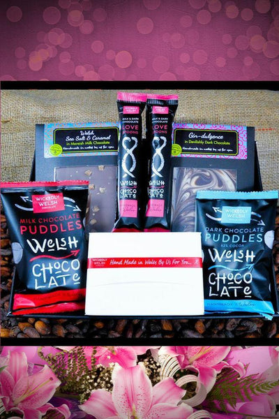 Chocolate Lovers Mother's Day Gift Hamper