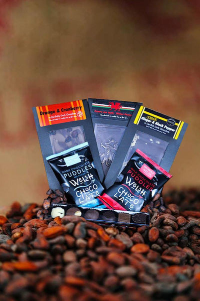 Medium Welsh Chocolate Gift Hamper