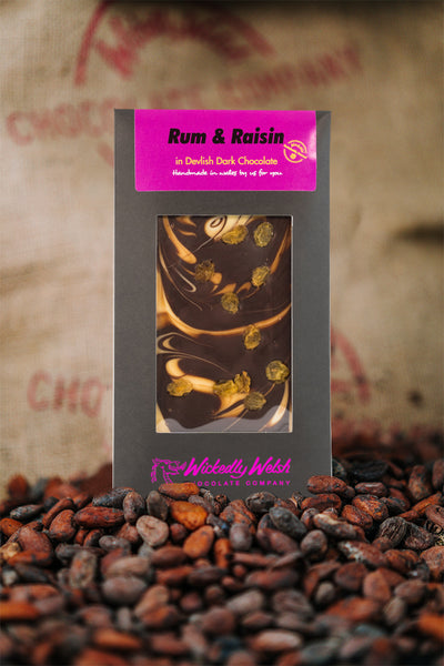 Rum and Raisin Bar