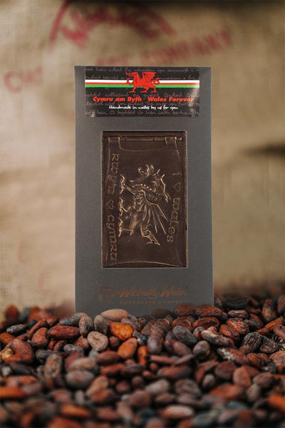 Welsh Dragon Dark Chocolate